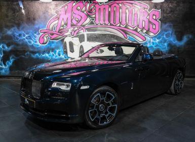 Vente Rolls Royce Dawn BLACK BADGE Occasion