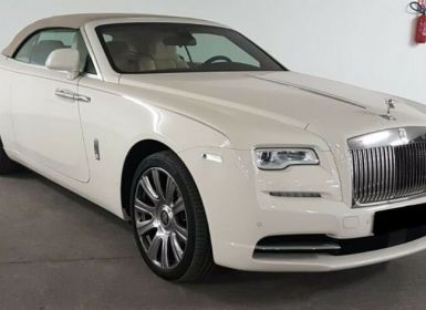 Vente Rolls Royce Dawn Cornish White Occasion