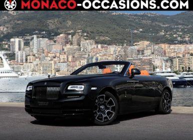 Vente Rolls Royce Dawn V12 6.6 601ch Black Badge Occasion