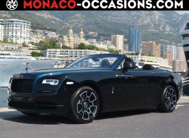 Voiture Rolls Royce Dawn V12 6.6 601ch Black Badge serie limité ADAMAS Occasion