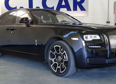 Achat Rolls Royce Ghost BLACK BADGE Occasion