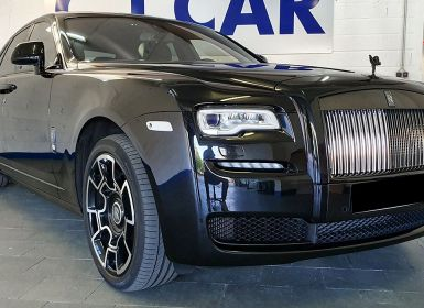 Vente Rolls Royce Ghost BLACK BADGE Occasion