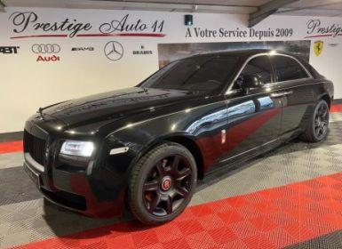 Rolls Royce Ghost Rolls-Royce 6.6 V12 570CV Occasion