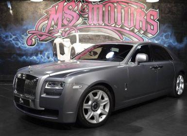 Achat Rolls Royce Ghost V12 6.6 Occasion