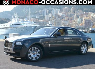 Voiture Rolls Royce Ghost V12 6.6 570ch Occasion