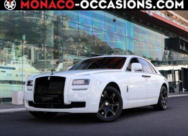 Achat Rolls Royce Ghost V12 6.6 571ch Occasion