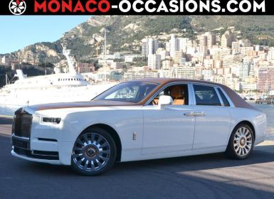 Voiture Rolls Royce Phantom V12 6.75 Bi-Turbo 571ch Limousine Occasion