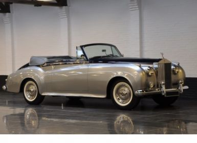 Achat Rolls Royce Silver Cloud II Cabriolet Occasion
