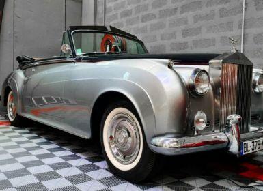 Vente Rolls Royce Silver Cloud Rolls Royce Slivercloud II Cabriolet 1961 Occasion