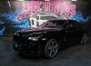 Vente Rolls Royce Wraith 6.6 V12 BVA Occasion