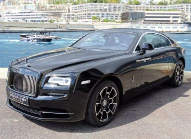 Vente Rolls Royce Wraith BLACK BADGE V12 632 CV - MONACO Occasion