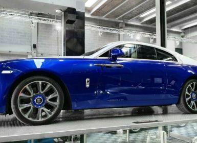 Vente Rolls Royce Wraith ROLLS ROYCE WRAITH 6.6 V12 BVA Occasion