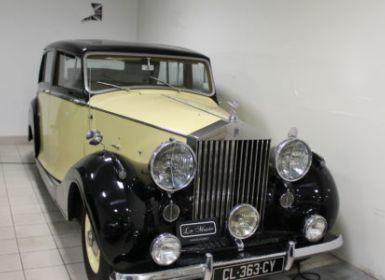 Achat Rolls Royce Wraith Sylver 6 cylindre en ligne, 4,3L Occasion