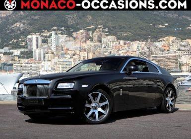 Achat Rolls Royce Wraith V12 632 ch Occasion