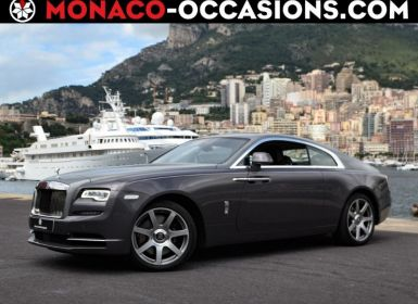 Voiture Rolls Royce Wraith V12 632ch Occasion