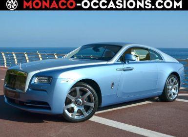 Vente Rolls Royce Wraith V12 632ch Occasion