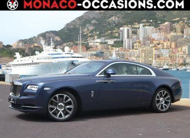 Achat Rolls Royce Wraith V12 632ch Occasion