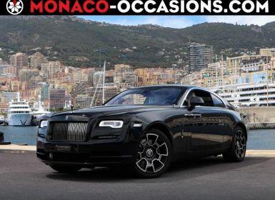 Rolls Royce Wraith V12 632ch Black Badge