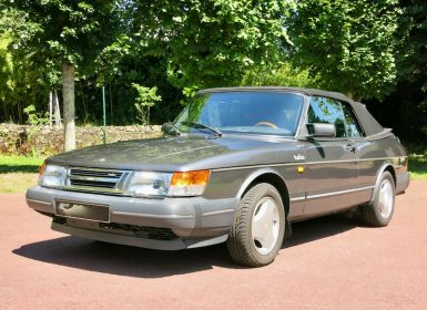 Saab 900 Turbo 16 Cabriolet Occasion