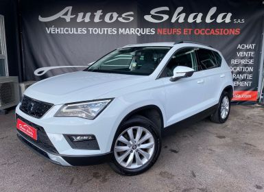Achat Seat Ateca 2.0 TDI 150CH START&STOP STYLE BUSINESS 4DRIVE Occasion