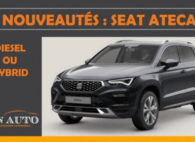 Vente Seat Ateca 2.0 TDI 150cv Xperience BVM6 Neuf