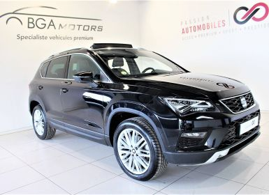 Seat Ateca 2.0 TDI 190 ch Start/Stop DSG7 4Drive Xcellence Occasion