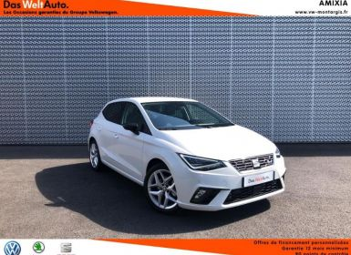 Voiture Seat IBIZA 1.0 EcoTSI 115ch Start/Stop FR Occasion