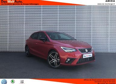 Vente Seat IBIZA 1.0 EcoTSI 115ch Start/Stop FR DSG Euro6d-T Occasion