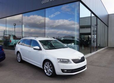 Skoda OCTAVIA 1.6 CR TDi-GREEN TEC STYLE DSG-VEEL OPTIES-LEDER Occasion
