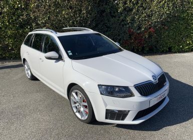 Vente Skoda OCTAVIA break RS 2.0 TDI 184 DSG Start & Stop Occasion