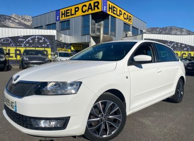 Vente Skoda RAPID 1.6 TDI 105CH CR FAP GREENTEC EDITION Occasion