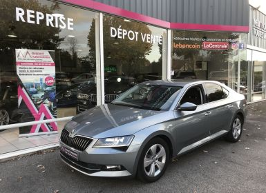 Vente Skoda SUPERB 2.0 TDI 150 GREENTEC BUSINESS DSG7 Occasion