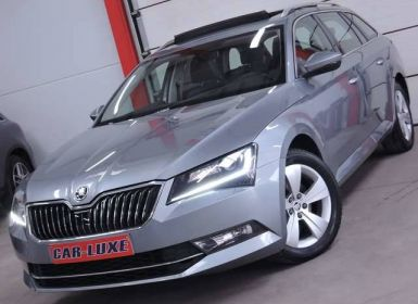 Vente Skoda SUPERB 2.OTDI 15OCV PANORAMIQUE GPS CUIR XENON LED FULL Occasion