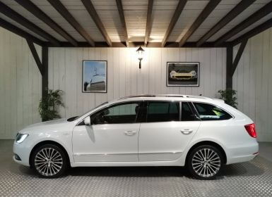 Acheter Skoda SUPERB Break COMBI 2.0 TDI 170 CV LAURIN & KLEMENT 4X4 DSG Occasion