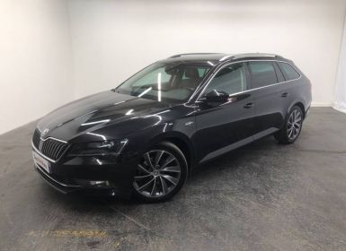 Skoda SUPERB COMBI 2.0 TDI 190 DSG7 4x4 Laurin & Klement
