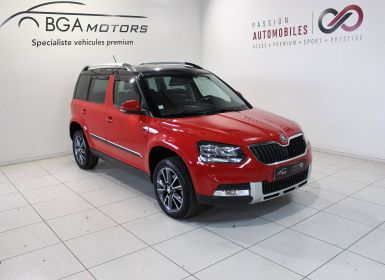 Skoda YETI 1.2 TSI 110 Green Tec Edition Tour de France DSG Occasion