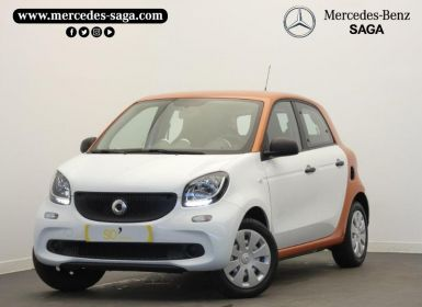 Achat Smart FORFOUR 61ch pure Occasion