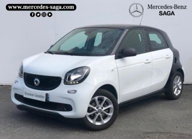 Vente Smart FORFOUR 71ch passion twinamic E6c Occasion