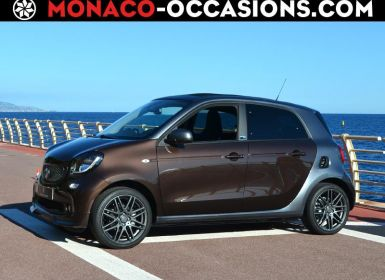 Voiture Smart FORFOUR 90ch Brabus style E6c Occasion