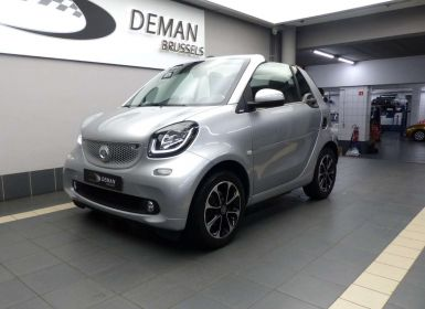 Smart Fortwo 0.9 Turbo Passion
