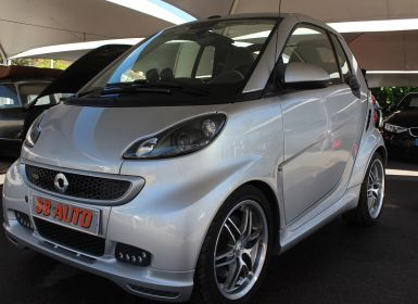 Vente Smart Fortwo 102CH TURBO BRABUS XCLUSIVE SOFTOUCH Occasion