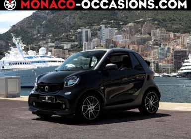 Achat Smart Fortwo 109ch Brabus twinamic Occasion