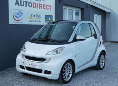 Vente Smart Fortwo 1.0i Mhd Passion Softouch Airco - GARANTIE 1 JAAR - Occasion