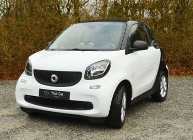 Vente Smart Fortwo 1.0i Pure DCT - ALU 15' - CRUISE CONTROL - LED - Occasion