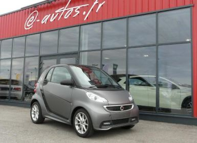 Vente Smart Fortwo 61ch mhd Pure Softouch Occasion