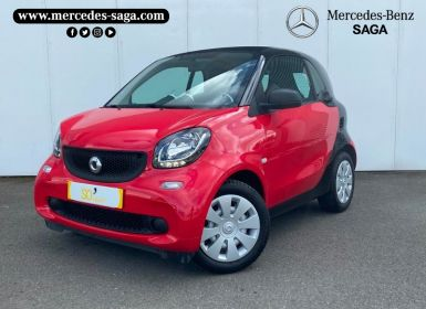 Achat Smart Fortwo 61ch pure Occasion
