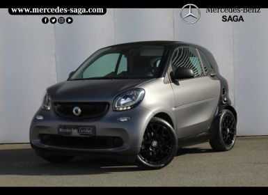 Vente Smart Fortwo 71ch passion Occasion