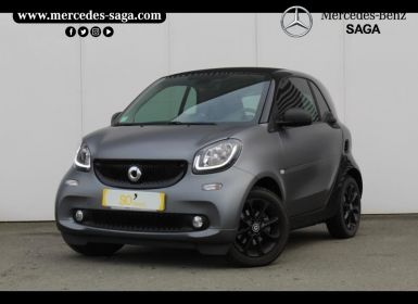 Vente Smart Fortwo 71ch passion twinamic Occasion