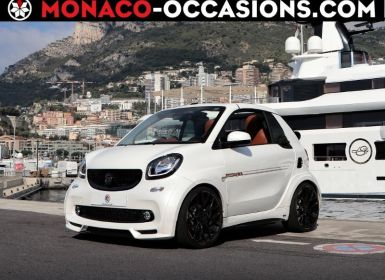Achat Smart Fortwo Brabus Ultimate 125R Occasion