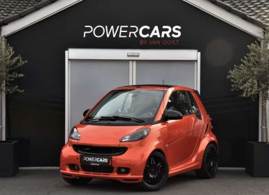 Smart Fortwo CABRIO | BRABUS | XCLUSIVE | AUTOMAAT | LEDER Occasion